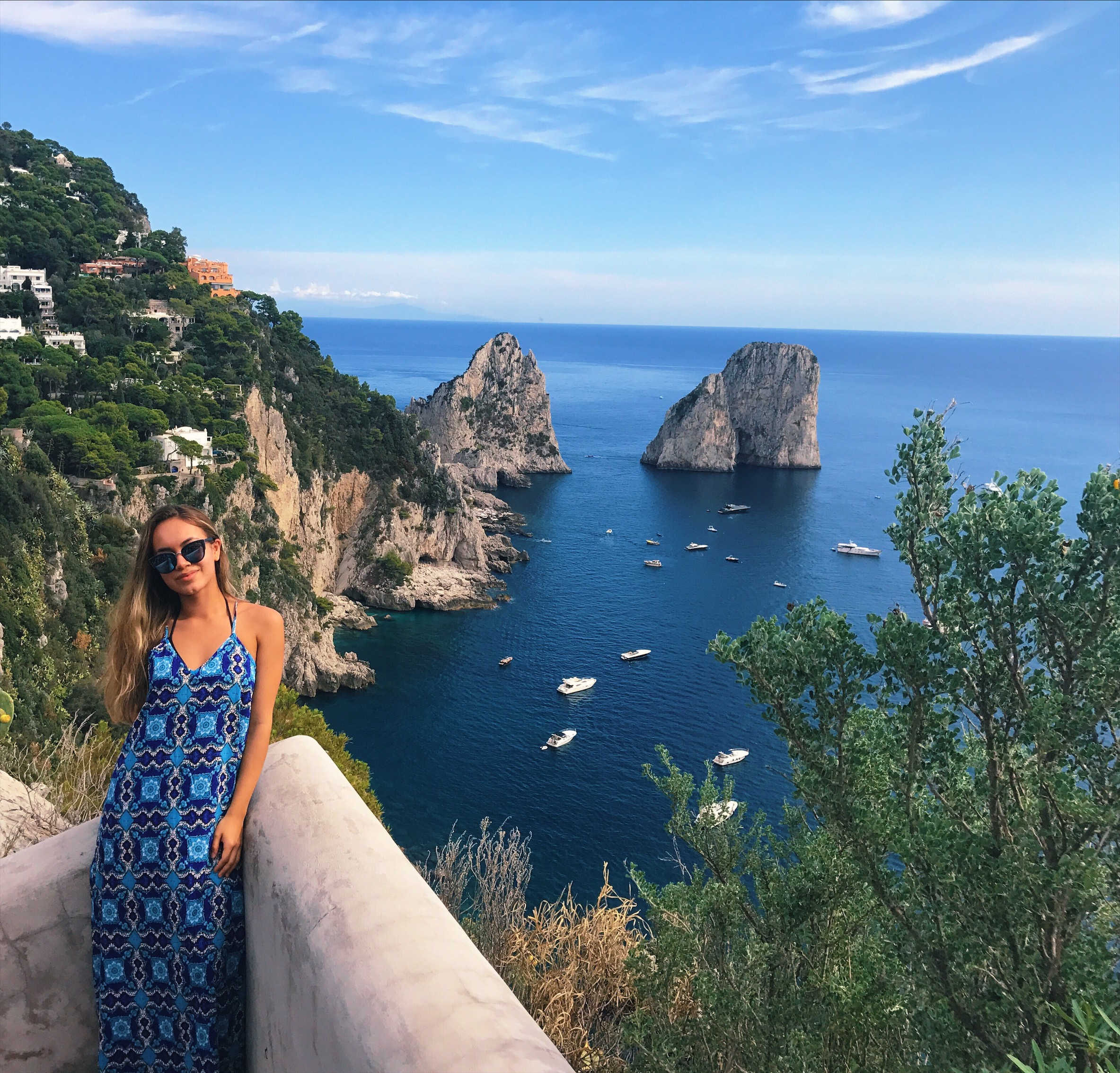 The Island of Capri – Italy
