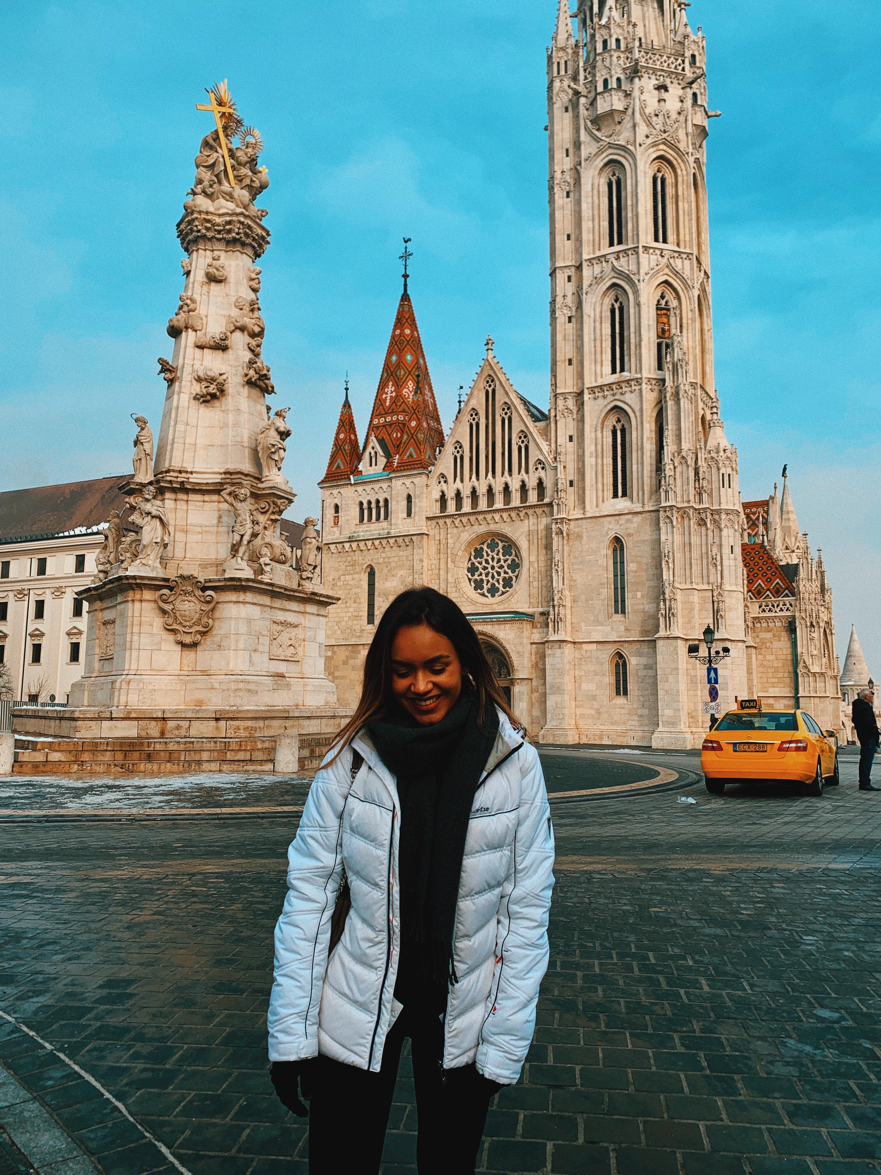 Winter break in Budapest
